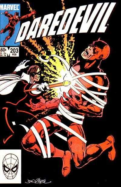 Daredevil #203