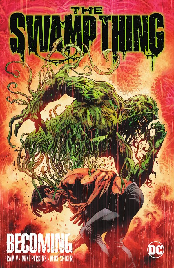 The Swamp Thing Vol. 1: Becoming TP