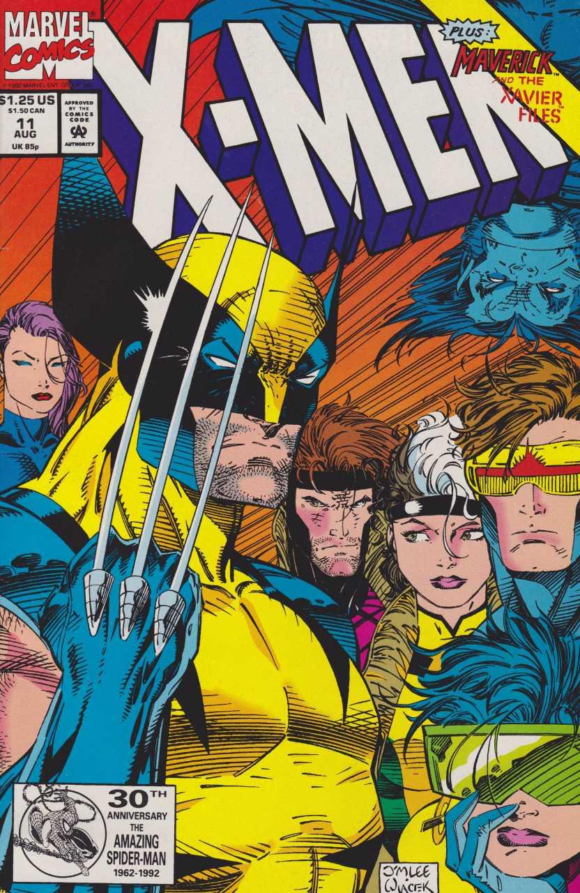 X-Men #11
