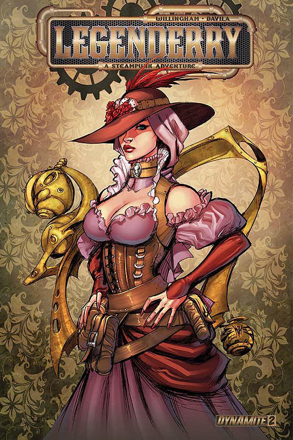 Legenderry: A Steampunk Adventure #2