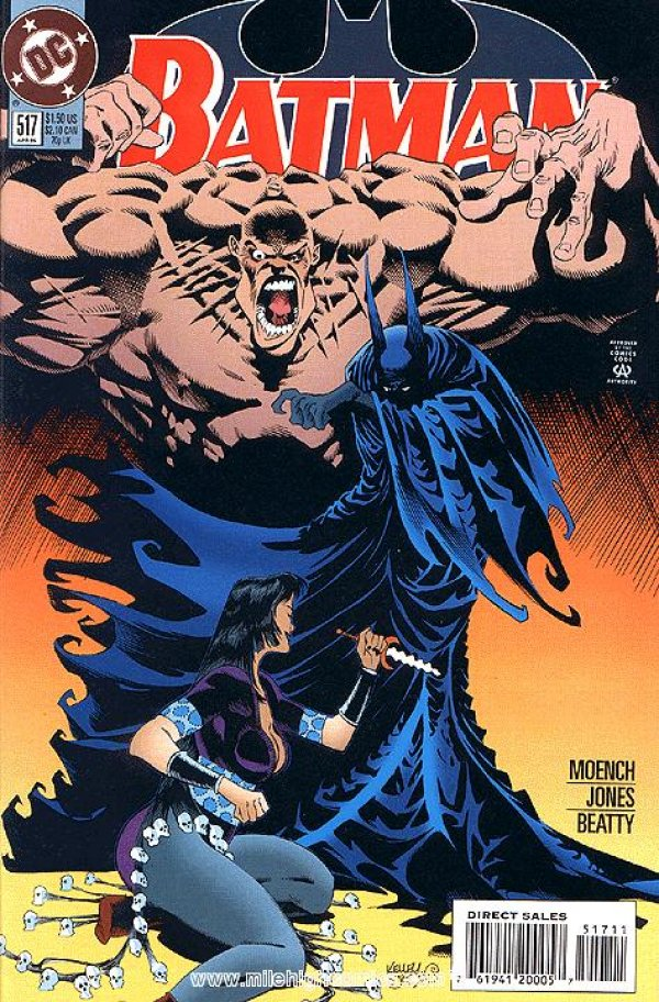 Batman #517