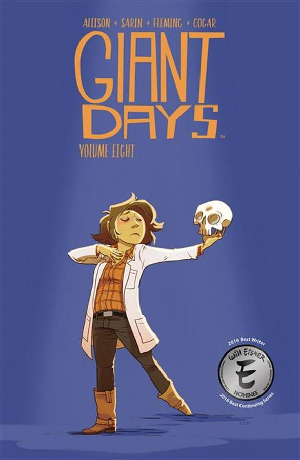 Giant Days Vol. 8 TP