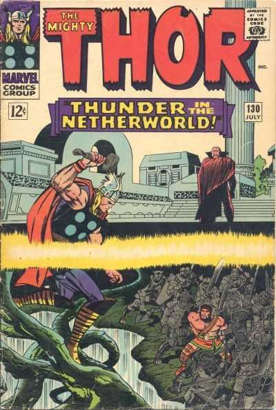 The Mighty Thor #130