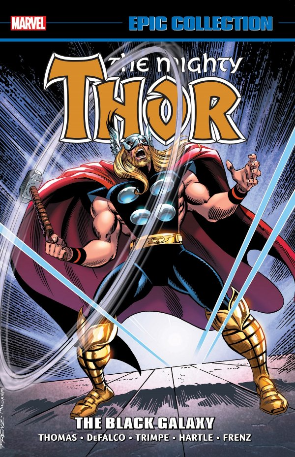 The Mighty Thor: Epic Collection - The Black Galaxy TP