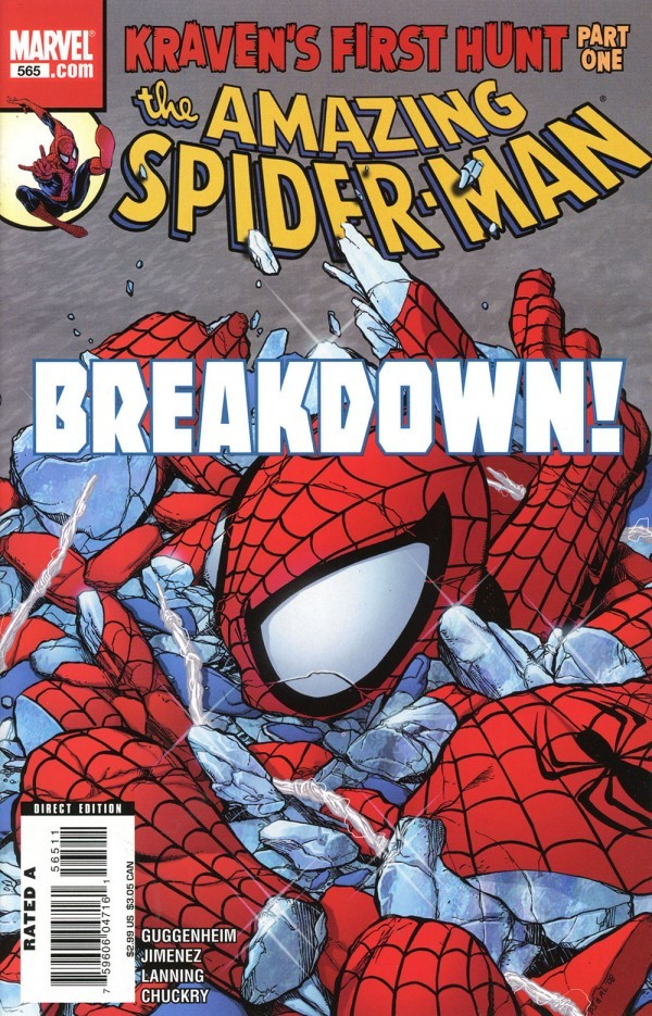 The Amazing Spider-Man #565