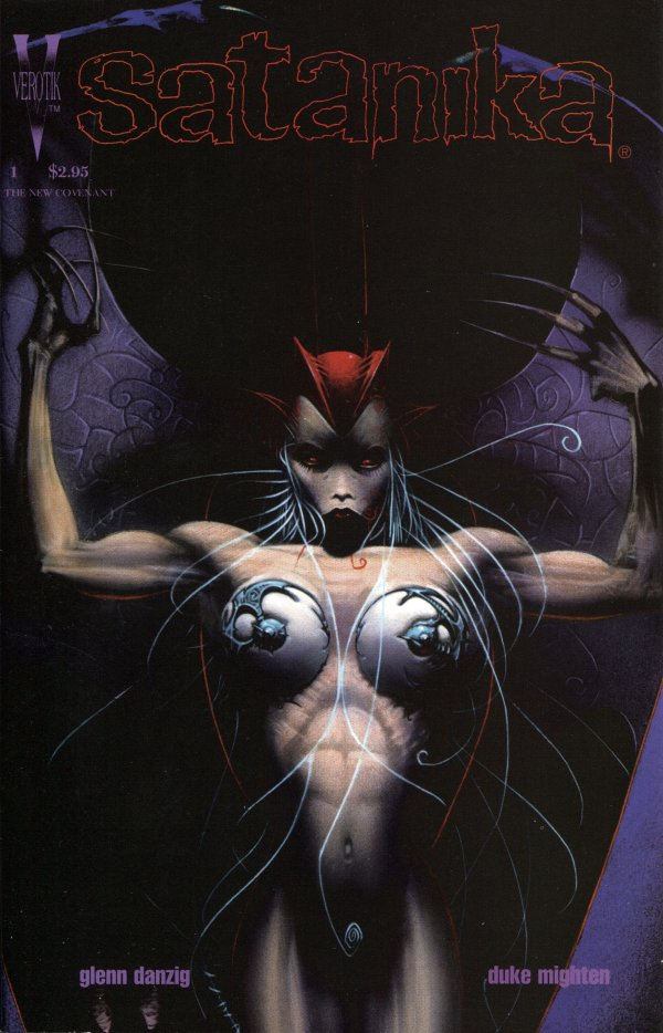 Satanika #1