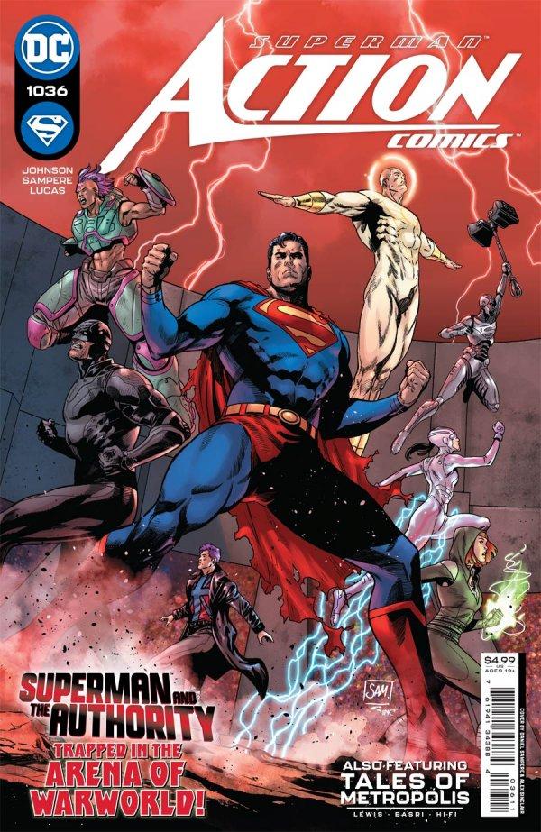 Action Comics #1036