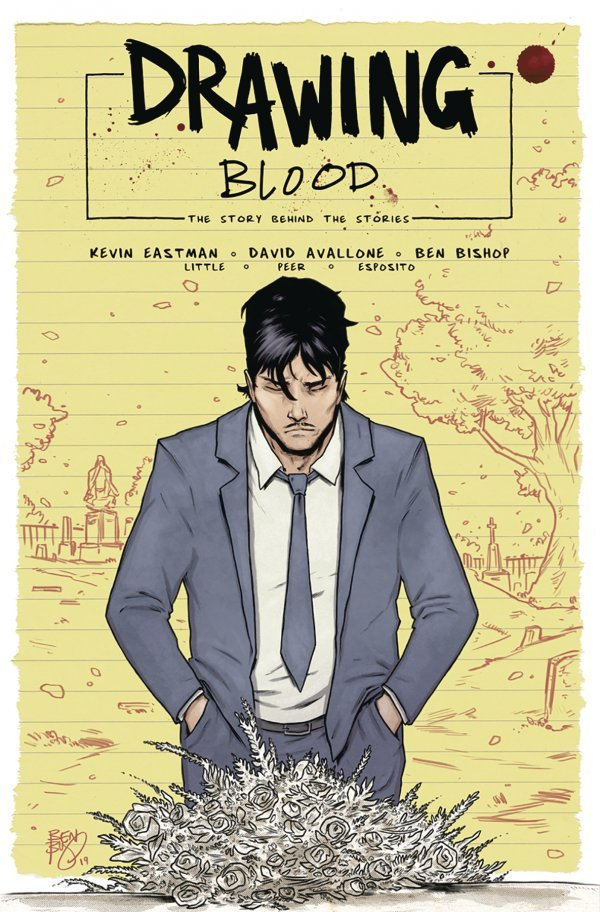 Drawing Blood Splilled Ink #3 review