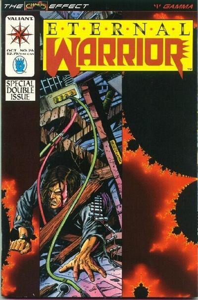 Eternal Warrior #26