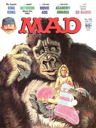 Mad Magazine #192