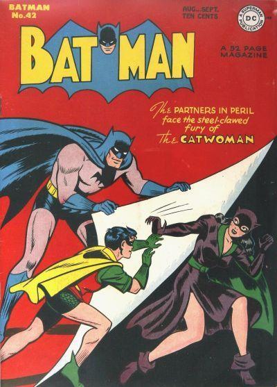 Batman #42