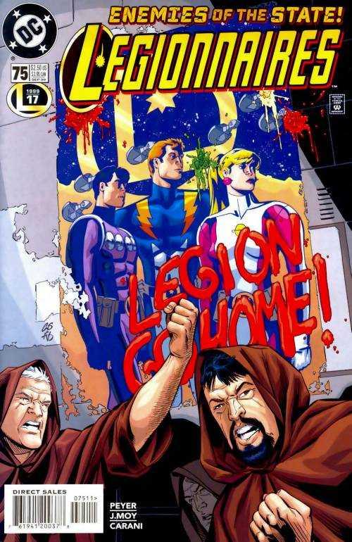 Legionnaires #75