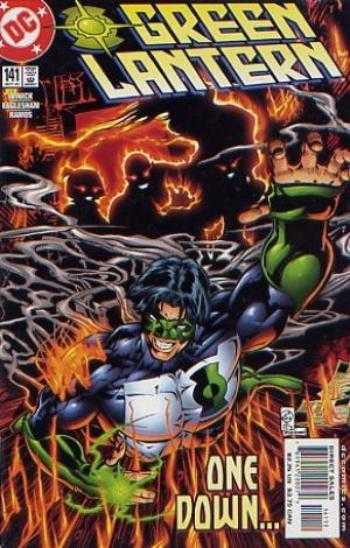 Green Lantern #141