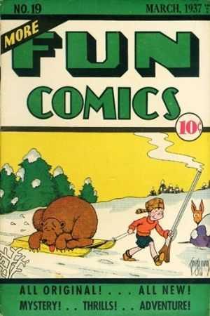More Fun Comics #19