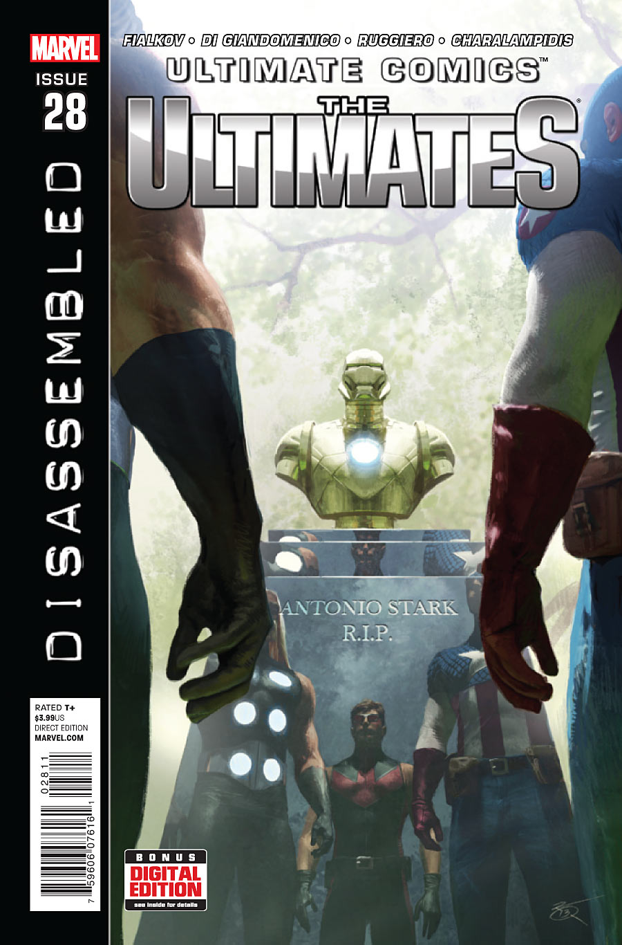 Ultimate Comics: The Ultimates #28