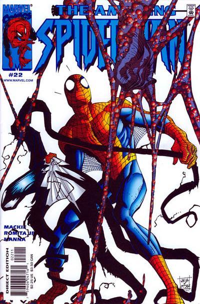 The Amazing Spider-Man #22