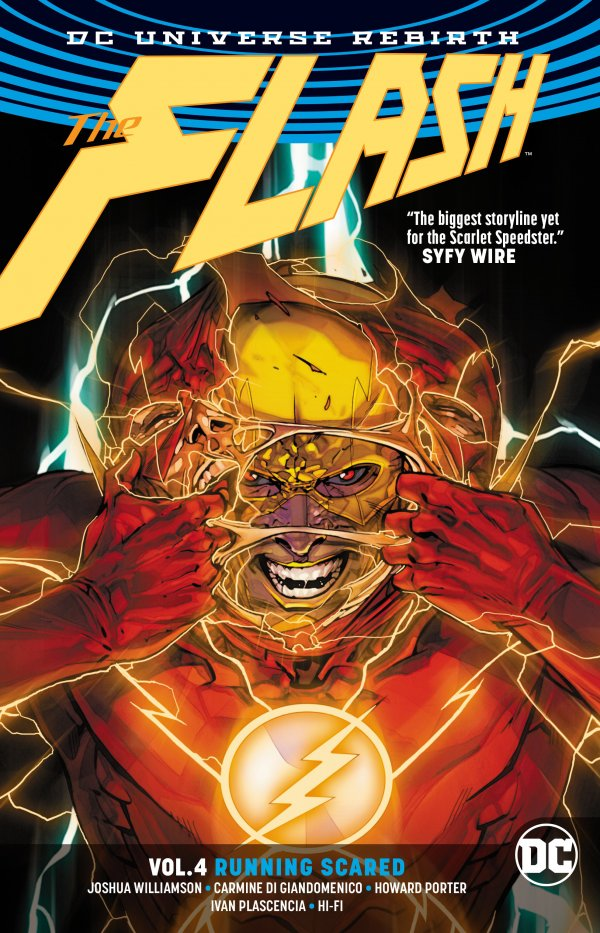 The Flash Vol. 4: Running Scared TP