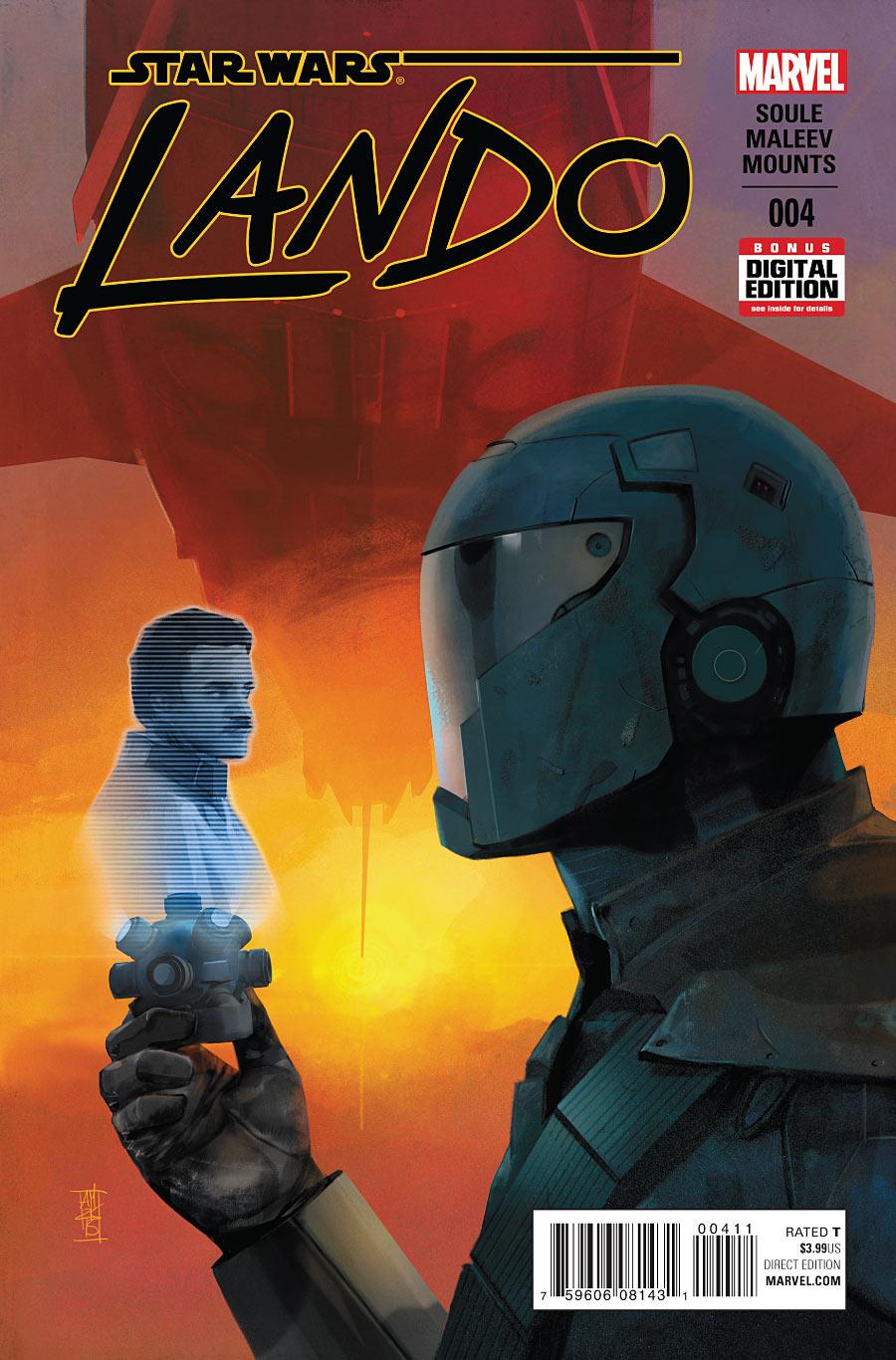 Star Wars: Lando #4