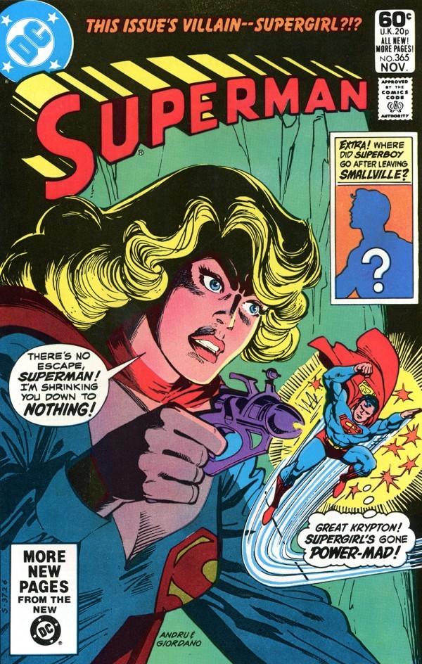 Superman #365