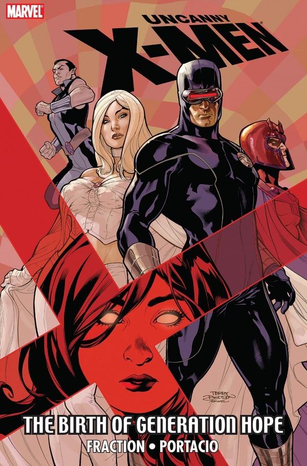 Uncanny X-Men: The Birth of Generation Hope TP