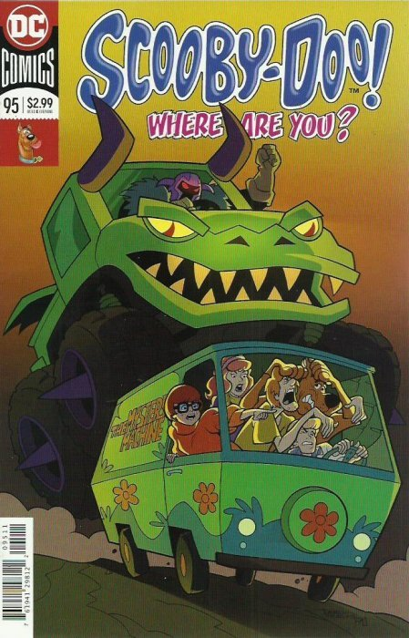 Scooby-Doo, Where Are You? #95