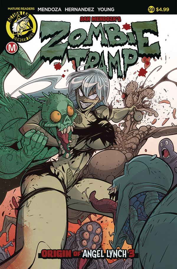 Zombie Tramp #59