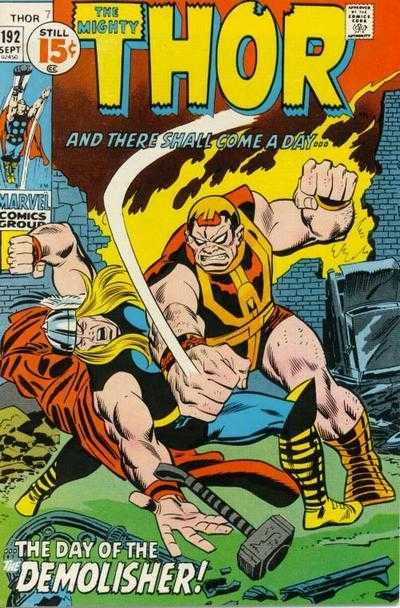 The Mighty Thor #192