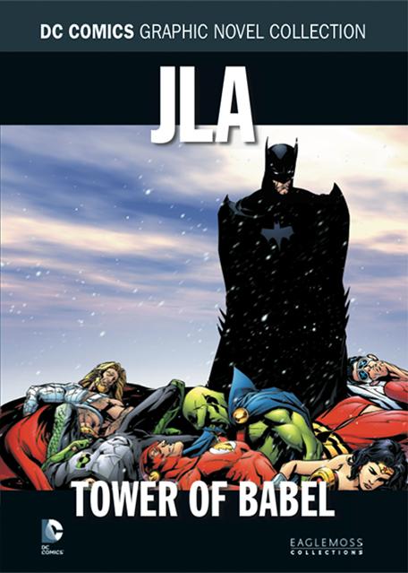 DC Comics Graphic Novel Collection Vol. 4 JLA: Tower of Babel
