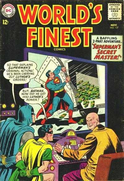 World's Finest Comics #137