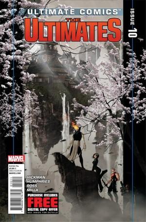 Ultimate Comics: The Ultimates #10