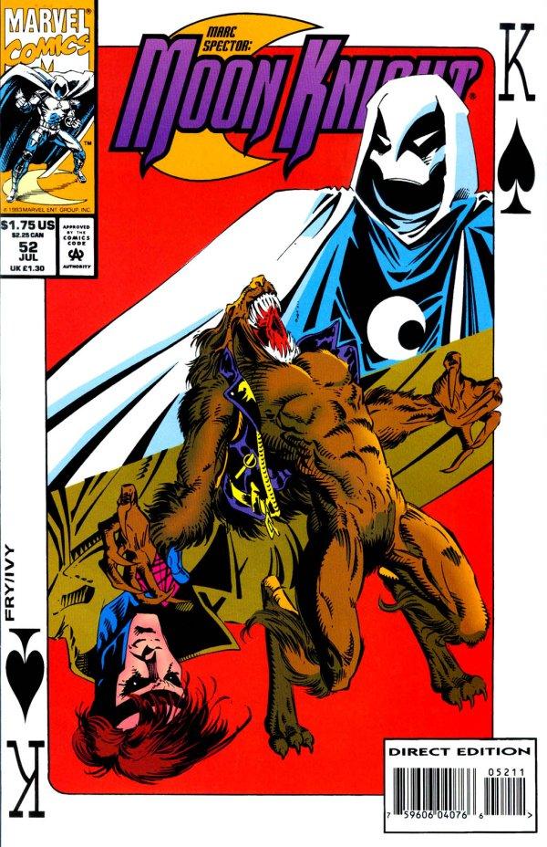 Marc Spector: Moon Knight #52