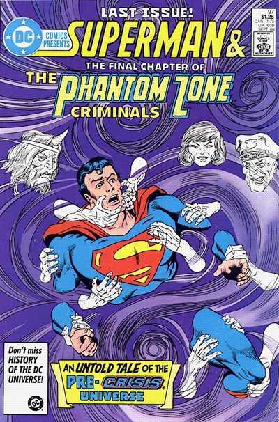 DC Comics Presents #97