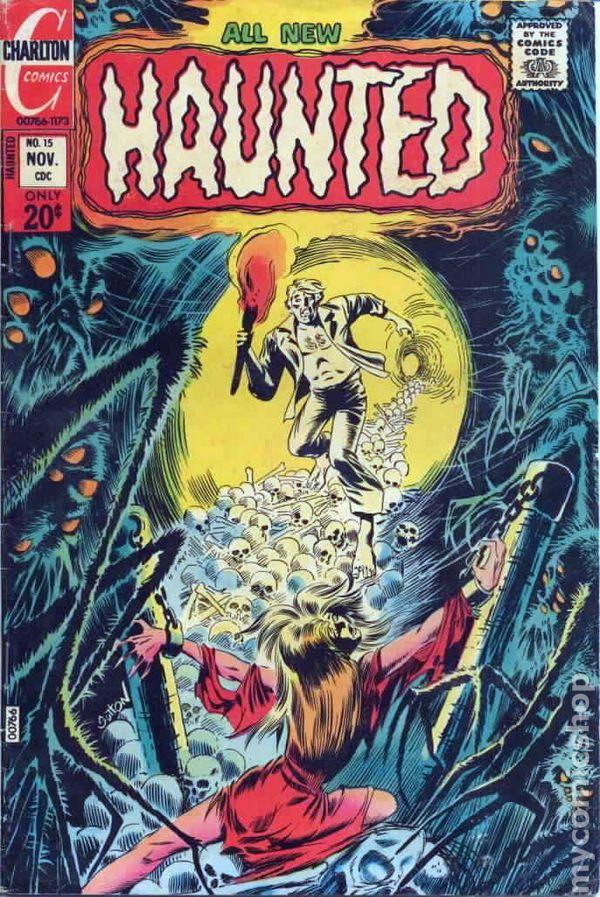 Haunted #15