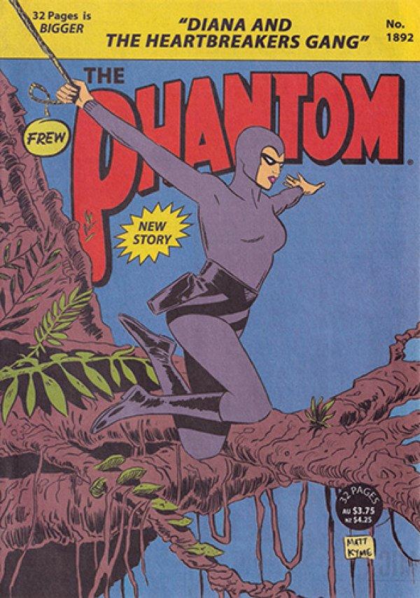 The Phantom #1892