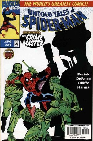 Untold Tales of Spider-Man #23
