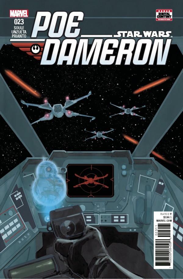 Star Wars: Poe Dameron #23