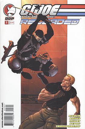 G.I. Joe: Reloaded #7