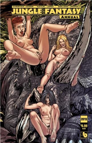 Jungle Fantasy Annual 2019