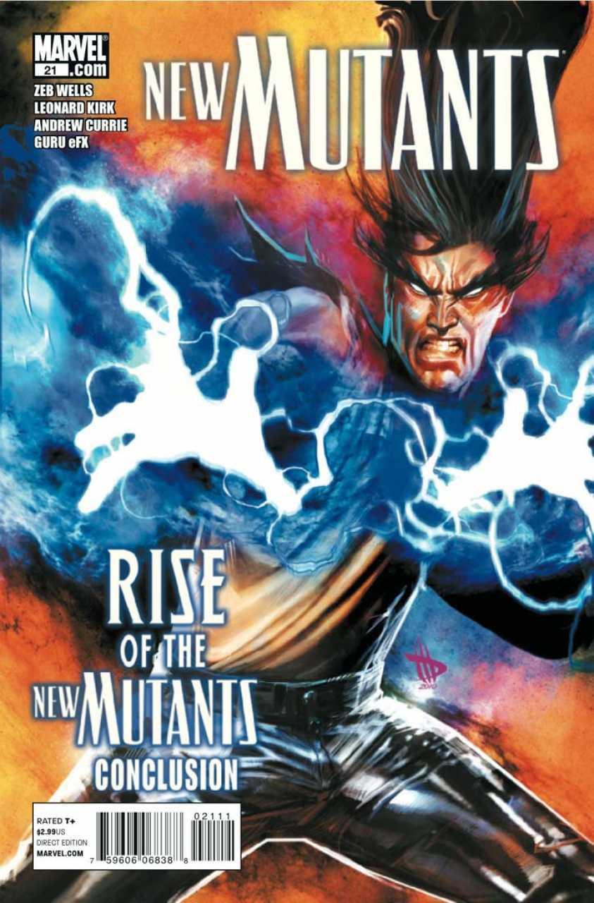 New Mutants #21