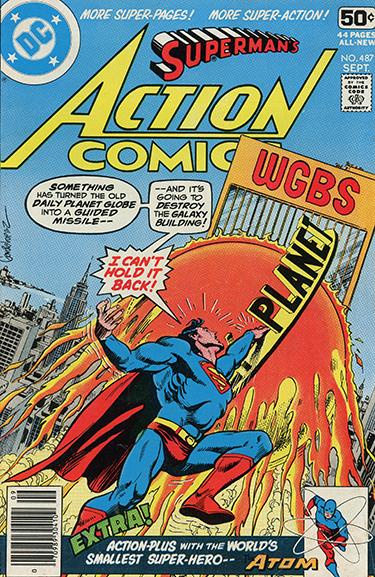 Action Comics #487
