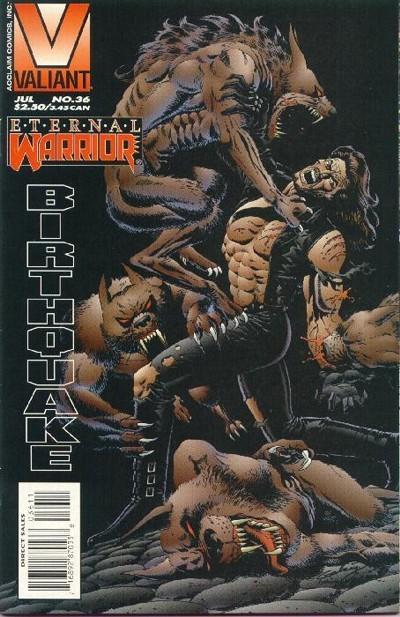 Eternal Warrior #36