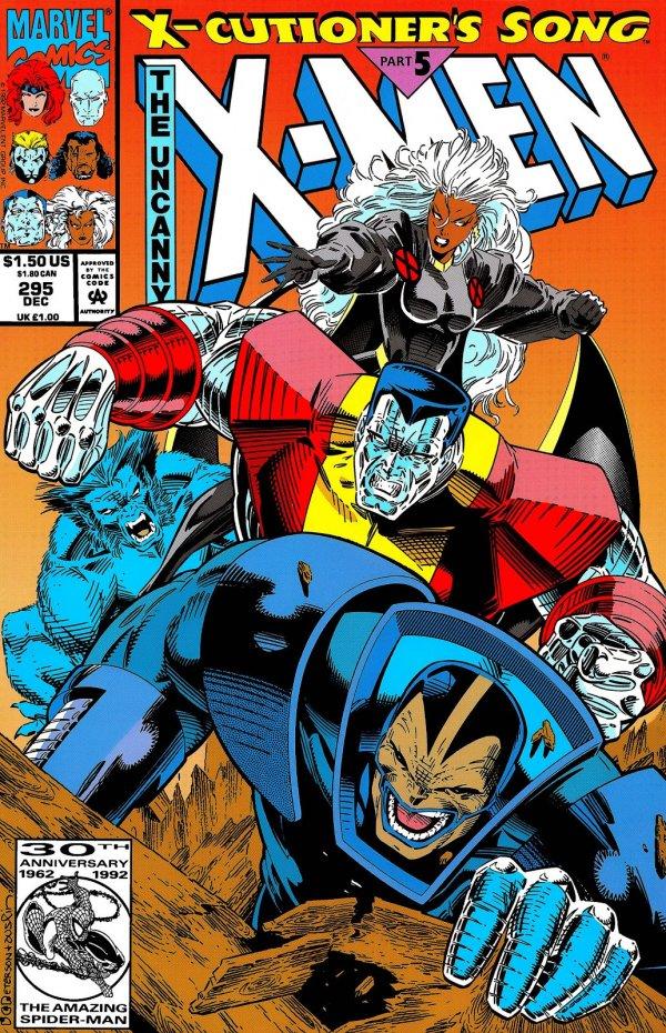 Uncanny X-Men #295