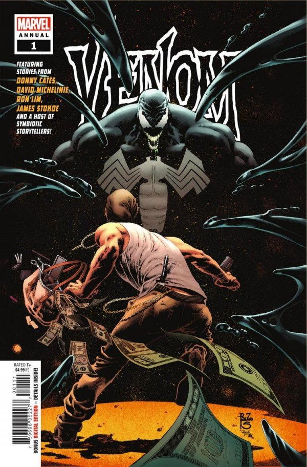 Venom Annual #1 Reviews