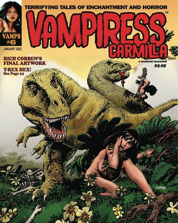 Vampiress Carmilla #6