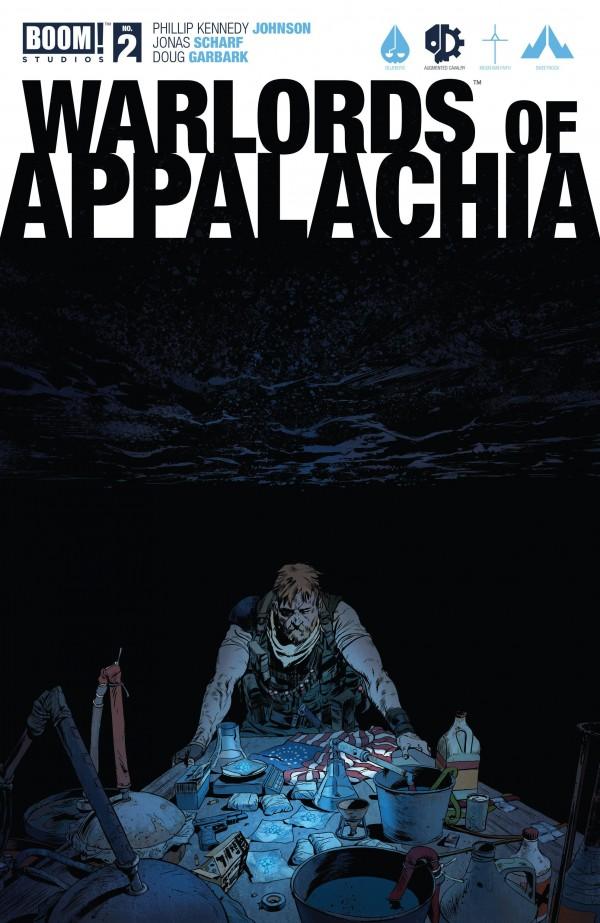 Warlords of Appalachia #2