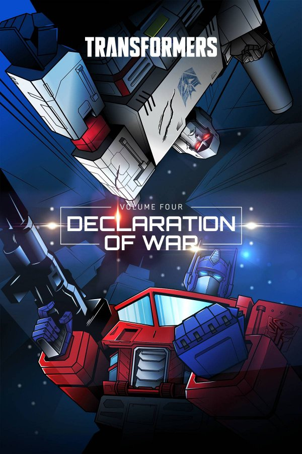 The Transformers Vol. 4 Declaration of War HC