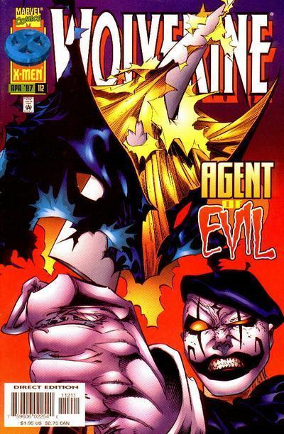 Wolverine #112