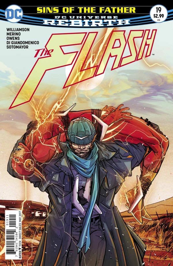 The Flash #19