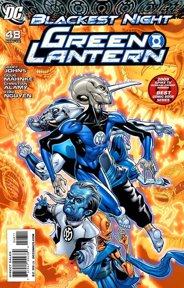 Green Lantern #48