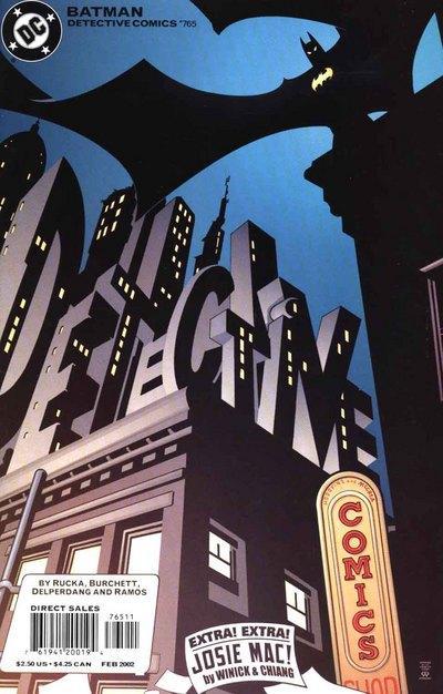 Detective Comics #765